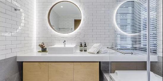 卫生间做到干湿分离,比美观更重要!