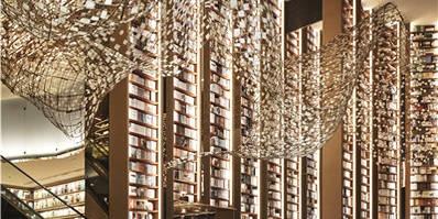 案例 | 池贝知子-言又几:人书邂逅的上质空间