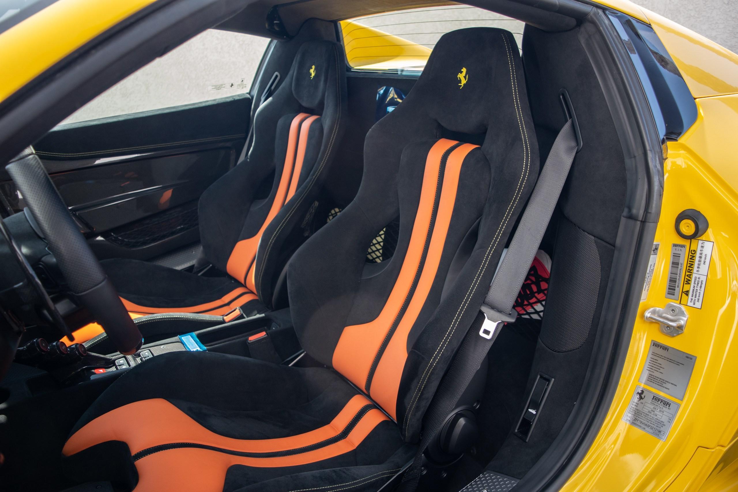 Ferrari 458 Speciale Aperta (分辨率:2560)