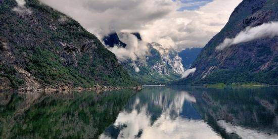 唯美自然山川风景高清桌面壁纸