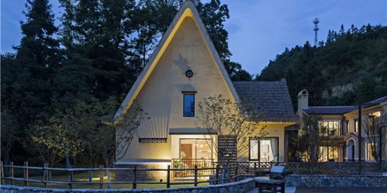案例 | 方黄设计-中海黎香湖:人闲、夜静、月出、虫鸣...复返自然