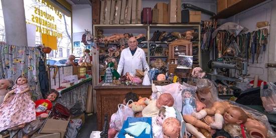 时代守卫:摄影师镜头下富有年代感的小商店