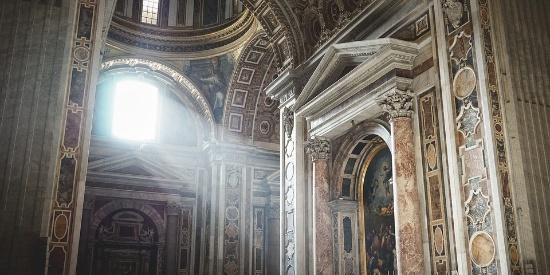 在梵蒂冈听\