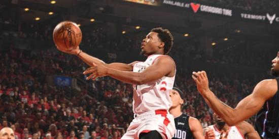 NBA季后赛首轮:魔术-猛龙G2
