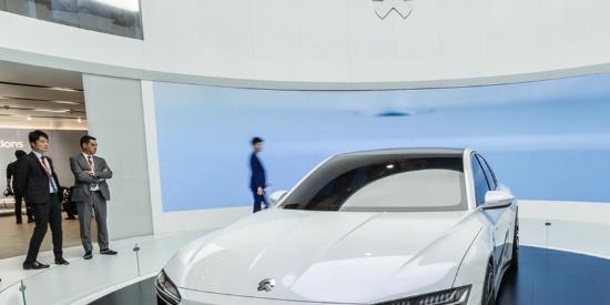 直击上海车展丨造车新势力大比拼 你被哪款车戳中了?