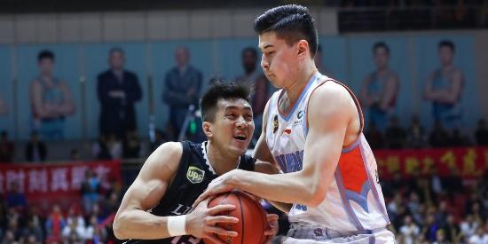 CBA半决赛G5:新疆男篮VS辽宁男篮