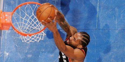 NBA季后赛首轮:猛龙VS魔术G3