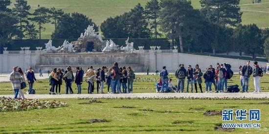 奥地利地标!精美雕像和喷泉让人流连忘返