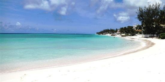 唯美海边沙滩风景高清桌面壁纸