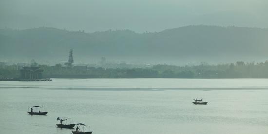 西昌邛海:在世外桃源看海、观鸟、赏花、发呆