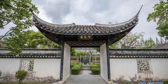 泰国曼谷竟隐匿着一座中式风格园林!