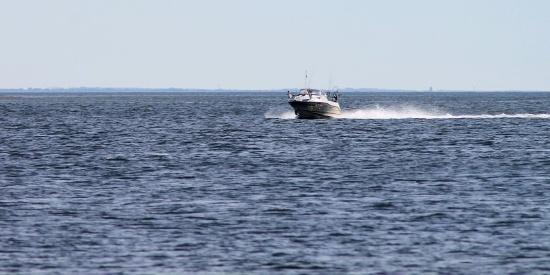 清澈湛蓝的大海小清新唯美风景摄影图片