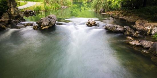 杭州西湖九溪十八涧自然风景图片