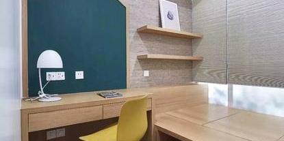 榻榻米房里的书桌,如何做即好看又实用?