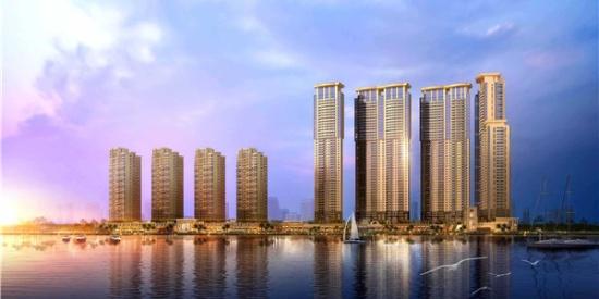 案例 | 例外软装设计-恒裕滨城私宅:土气精装房的时髦轻奢风改造大变身!