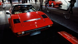 现场最有味道的法拉利308 GTS