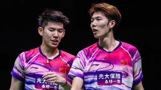 苏杯决赛李俊慧/刘雨辰开门红 双塔气势如虹