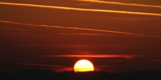 美丽的日落风景图片