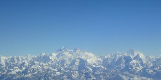 尼泊尔喜马拉雅山自然风景图片