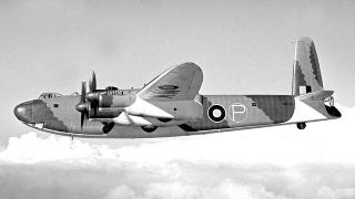 英国二战时研发的这款重轰没赶上参战