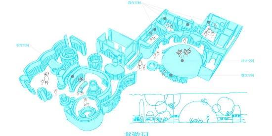 Panorama泛纳设计集团丨文轩儿童书店