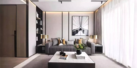 """时尚流行的""""窄框线"""",让你的新家精致好几倍!"""