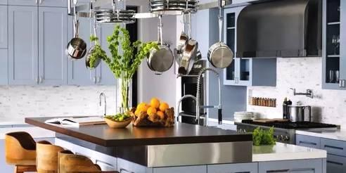 厨房三大流行趋势,让你爱上做饭!