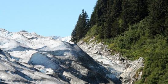 寒地冰川图片