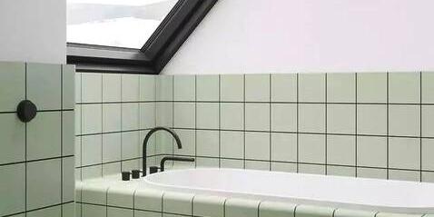 国外的圆角瓷砖,现在国内才刚刚流行