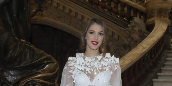 巴黎时装周,将纱裙玩转到底!
