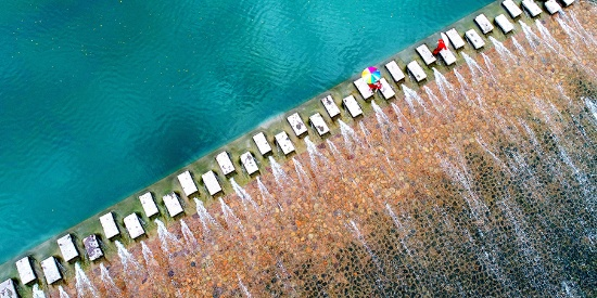 浙江仙居:绿水青山就是金山银山 淡竹韦羌溪成避暑旅游宝地
