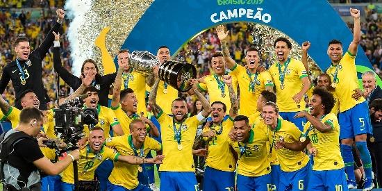 美洲杯:巴西3-1秘鲁