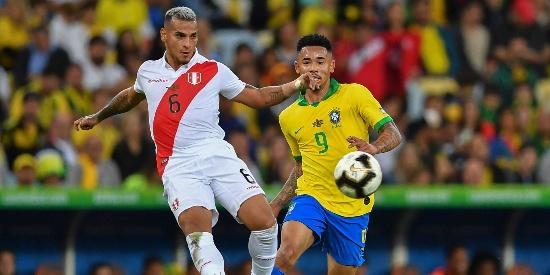 热苏斯传射建功 巴西3-1夺12年来首冠
