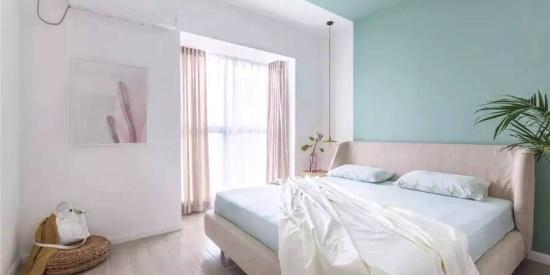 卧室窗帘,这些搭配都挺好的!