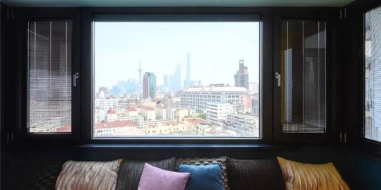 45m2公寓,装下了大上海,也装下了独居生活!