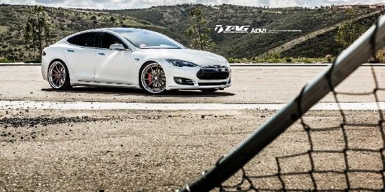 特斯拉Model S改装案例!
