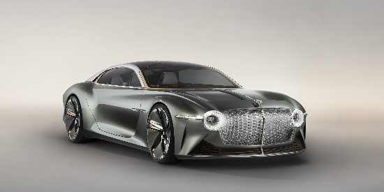 Bentley EXP 100 GT (分辨率:5000)