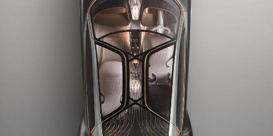 宾利EXP 100 GT概念车 更多官图