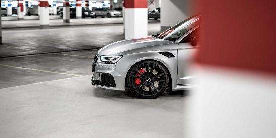 奥迪Audi RS3 Sportback By ABT !!!