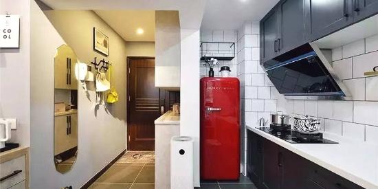 后悔把冰箱放厨房了!现在流行放这里