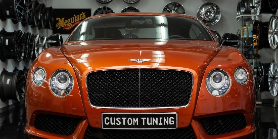 Bentley Continental GT应该算是Supercar里面的另类了吧