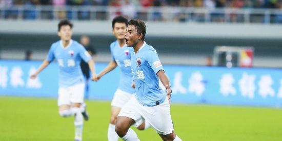 中超第17轮:天海vs深圳