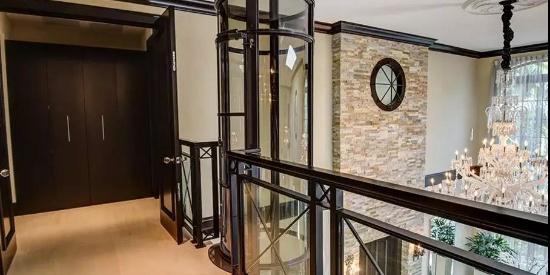 创新性家用气压驱动电梯,再也不用担心爬楼梯了_图片之家