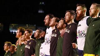 2019男篮热身赛:美国男篮不敌澳大利亚