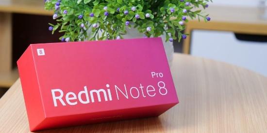 五彩斑斓的白 Redmi Note 8 Pro图赏
