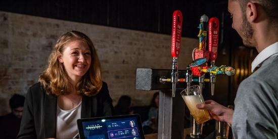 英国公司推出酒吧人脸识别软件 以防止插队乱象