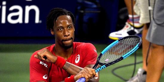 [图]孟菲尔斯横扫晋级 生涯第4次打进美网八强