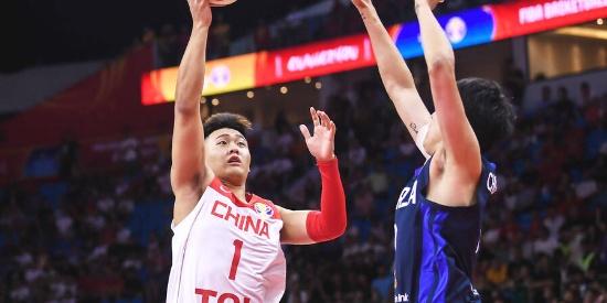 关键战!中国男篮vs韩国队