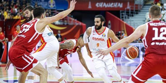 世界杯四分之一决赛:西班牙-波兰