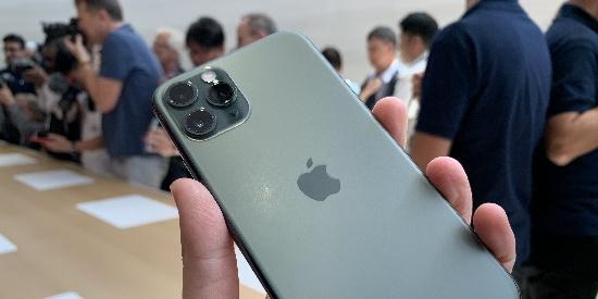 iPhone 11Pro系列图赏 磨砂手感优秀